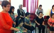 الناصرة: العشرات يشاركن بورشة التربية لحقوق الانسان