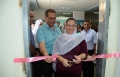 المدرسة الشاملة كسرى سميع تحتفل بتدشين مختبر جديد للعلوم الطبية
