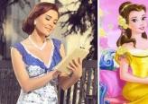 سيرين عبد النور أميرة Disney وحلم عشاقها