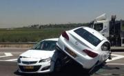 وادي عارة: 3 اصابات في حادث طرق