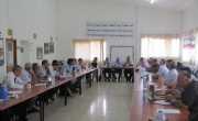 لجنة المتابعة تنظم مظاهرة وطنية حاشدة ضد الحرب يم الجمعة وتعقد مؤتمرًا صحفيًا يوم غد الأربعاء