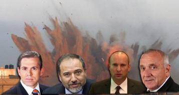 وقف اطلاق النار: تصدع بارز في الحكومة الاسرائيلية