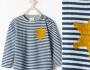 ZARA ترضخ للضغوطات: سحب قمصان الهولوكوستمن جميع المتاجر