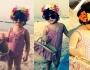 حليمة بولند تنشر صور إبنتها على البحر