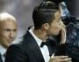 رسميا: كريستيانو رونالدو أفضل لاعب في أوروبا