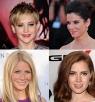 أكثر الممثلات تأثيراً في هوليوود