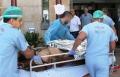 مستشفى صفد: وصول جريح من سوريا بحالة حرجة