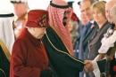 ماذا قال الملك عبدالله لإليزاييث الثانية عندما كانت تقود به السيارة؟