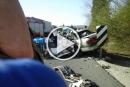 مفرق مجيدو: قتيلان في حادث طرق بين شاحنة وخصوصية