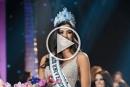 الكولومبية بولينا فيغا ملكة جمال الكون
