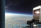 2 مليون مشاهدة لسقوط آيفون 6 من الفضاء الخارجي