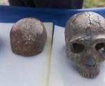 اكتشاف جمجة قرب نهاريا تكشف اسرار التاريخ البشري