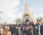 الطوائف المسيحية تحتفل بيوم الحج المسيحي