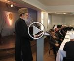 مؤتمر صحفي للجماعة الاسلامية الاحمدية - بخصوص نشر مجلة شارلي ايبدو في اسرائيل