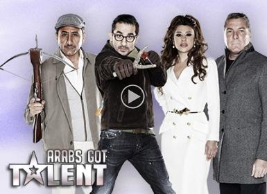 Arabs Got Talent 4 - الحلقة 6