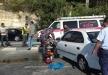دفاع مدني رام الله والبيرة يخلي إصابة في حادث سير شمال المحافظة