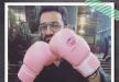 جورج خباز يقاتل مرض السرطان