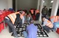 اتحاد مياهكم يجري تمريناً لاستعمال المعدات لمواجهة حالات الطوارئ