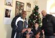 القدس: لجنة شباب البلدة القديمة يعايدون الطوائف المسيحية باعياد الميلاد