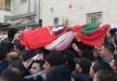 الآلاف يشيّعون جثماني الشهيدين ابو قرع والشيخ في رام الله والقدس