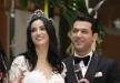 صور من زفاف مراد يلدريم وإيمان الباني في اسطنبول