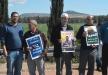 كابول: وقفة تضامنية مع المعتقل الاداري محمد ابراهيم