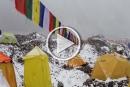 زلزال نيبال: اللحظات الأولى على قمة افرست: اركضوا اركضوا