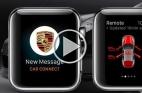 ساعة  Apple Watch  مستعدة لقيادة السيارة بالتعاون مع سائقها