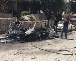 الجريمة في اسرائيل: تفجير سيارة في جفعتايم واطلاق نار في ايلات و نهاريا