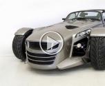 بالفيديو: سيارة رياضية من تصميم سكان الفضاء