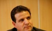 النائب عودة يلتقي القائد الفلسطيني مروان البرغوثي في سجن هداريم