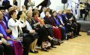 حفل مهيب في الأكاديمية العربية في اسرائيل لمنح لقب عزيز الكلية