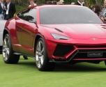 لمبورجيني تطلق سيارة SUV جديدة