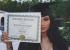 شقيقتا كيم كارداشيان تحتفلان بتخرجهما