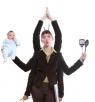 ما تأثير عمل الأم خارج المنزل على أطفالها؟