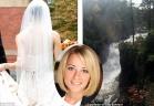 شلالات كيبيك تبتلع عروسا تحت ثقل فستانها المبلل