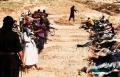 العراق: العبادي يعد بالإنتقام من داعش لإعدامه العشرات من السنة