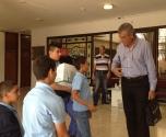 طلاب ابن سينا كفرقرع يتبنون مبادرة هامة
