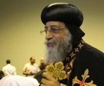 البابا تواضروس يصل القاهرة بعد رحلة رعوية لروسيا