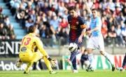 برشلونة يتلقى الهزيمة الثانية على التوالي ويتراجع للمركز الثالث مؤقتاً