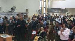 بركة في تكريم الأسرى: ولاء الفلسطيني الوحيد لشعبه وقضيته
