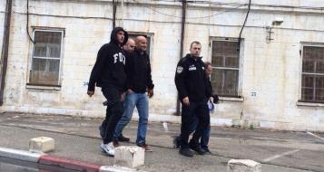 القدس : اعتقال جواد صيام و4 شبان آخرين