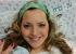 أبنة ليبرمان تعترف  بأنها مصابة بالصرع !