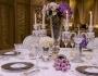 ابتكارات موائد الأعراس.. أناقة ورقي مترف