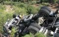 طرعان: جراح خطيرة لشخص بحادث طرق
