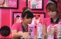 مقهى وردي في تايوان يدخلك إلى عالم باربي