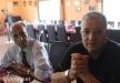 وزير العدل الفلسطيني علي مهنا يتضامن مع قرية الجش!