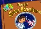 لعبة دورا في مغامرات الفضاء
