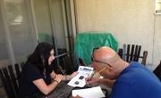 ريغف تقدم شكوى ضد طبيب عربي وصفه نتنياهو بمصاص دماء