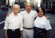 حيفا: وفاة المربية أولغا طوبي، زوجة القائد الراحل توفيق طوبي
